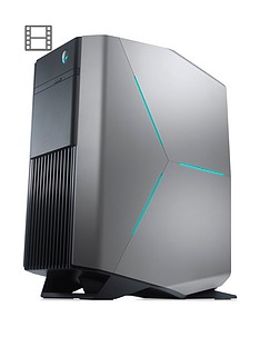 alienware-aurora-intelreg-coretrade-i5-7400-processor-8gb-ddr4-ram-1tb-hard-drive-gaming-pc-with-4gb-amd-radeontrade-rx-570-graphics-silver