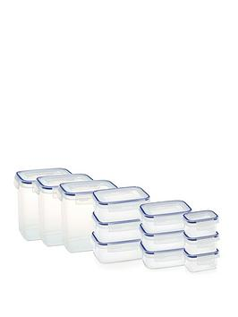 Addis Clip &Amp; Close 12-Piece Food Storage Container Set Review thumbnail