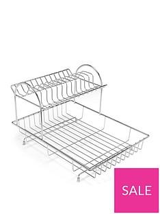addis-2-tier-dish-draining-rack