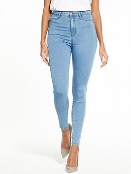 V By Very Addison Super High Waisted Super Skinny Jean