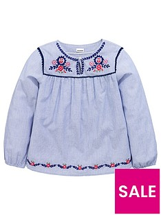 v-by-very-floral-embroidered-top