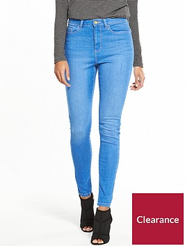 v-by-very-short-florence-high-rise-skinny-jean-bright-blue