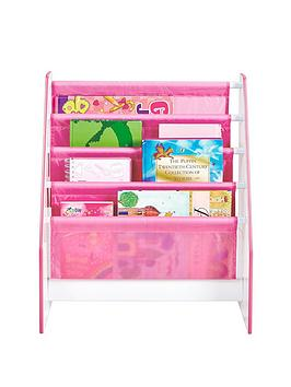 Hello Home Flowers And Birds Kids Sling Bookcase