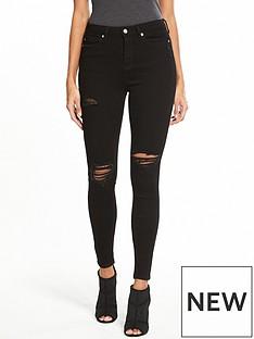 v-by-very-ella-high-waisted-ripped-skinny-jean-black