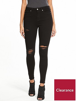 v-by-very-ella-high-waisted-ripped-skinny-jean-black