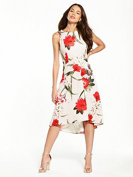 wallis-sahara-bloom-hi-lo-hem-dress