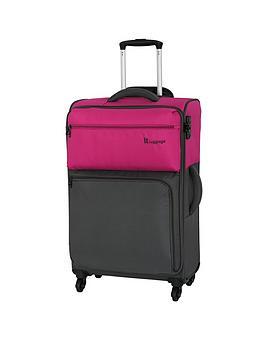 It Luggage Megalite Duo-Tone 4-Wheel Medium Case