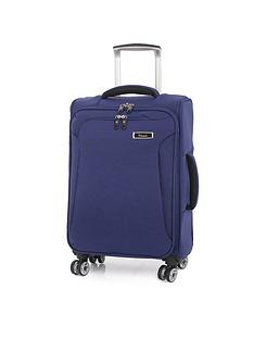 it-luggage-megalite-8-wheel-semi-expander-cabin-case