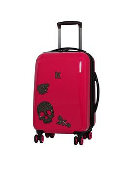 it-luggage-skull-amp-roses-8-wheel-cabin-case