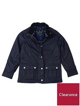 barbour-girls-trow-wax-jacket