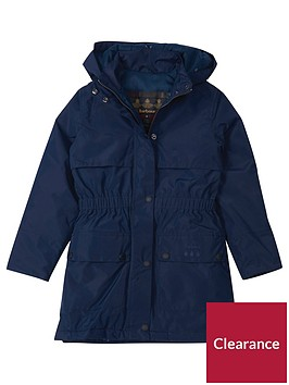 barbour-girls-stratus-hooded-waterproof-jacket