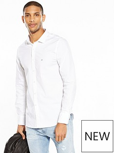 replay-r-logo-long-sleeve-shirt