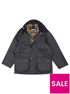 barbour-boys-classic-bedale-wax-jacket