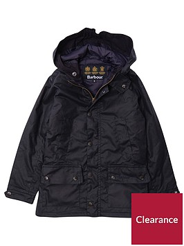 barbour-boys-waxed-trail-hooded-jacket