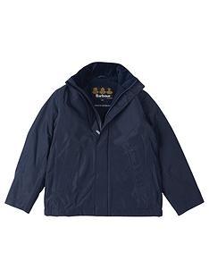 barbour-boys-navy-caldbeck-waterproof-jacket