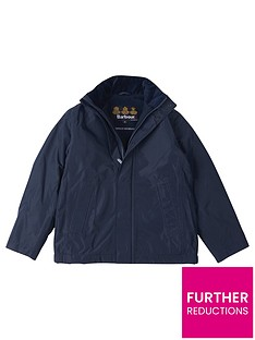 barbour-boys-navy-caldbeck-waterproof-jacket