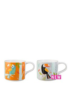 price-kensington-toucans-stacking-mugs-set-of-2