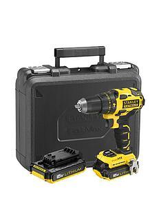 stanley-fatmax-stanley-fatmax-brushless-18v-combi-drill-2-x2ah-lithium-batteries-plus-kitbox