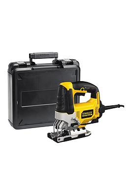 stanley-fatmax-stanley-fatmax-710w-compact-jigsaw-anti-splinter-shoe-4m-cable-amp-kitbox