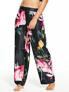 b-by-ted-baker-citrus-bloom-revere-satinnbsppyjama-bottoms
