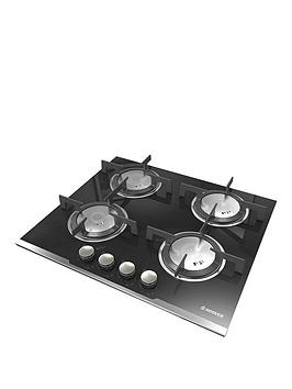 Hoover Hgv64Sxvb Built-In 60Cm Gas Hob - Hob Only