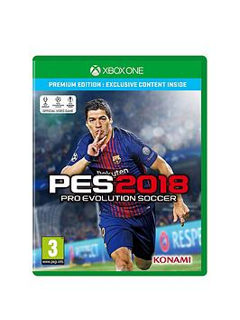 Image of PES 2018