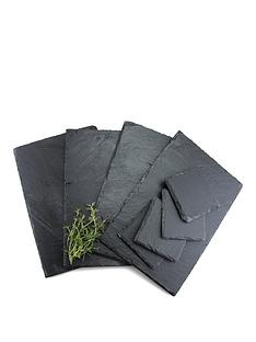 39073b0b0a Apollo Slate Placemats And Coasters