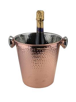 apollo-rose-gold-champagne-bucket