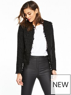 warehouse-sparkle-tweed-jacket