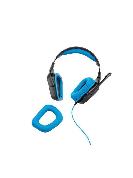 Logitech G430 Surround Sound Gaming Headset - PC and PS4 compatible