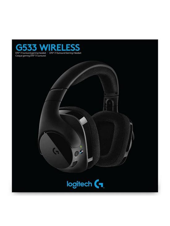 5caa6e11d5f Logitech G533 Gaming Headset | very.co.uk