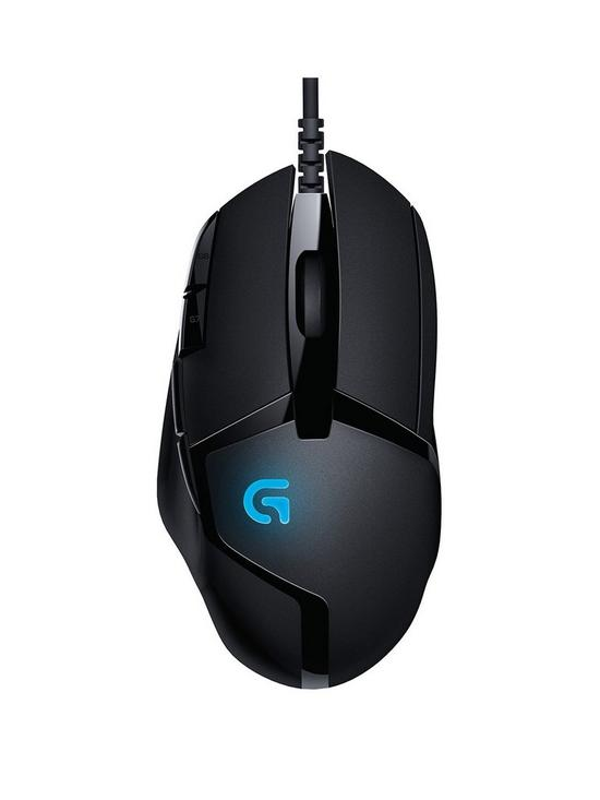 d3960c39ead Logitech G402 Hyperion Fury Gaming Mouse | very.co.uk