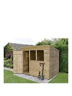 forest-overlap-pressure-treated-8-x-6-foot-pent-shed