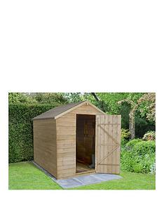 forest-overlap-pressure-treated-8-x-6-foot-apex-shed-no-windows