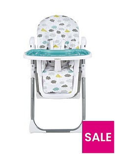 Ladybird Highchair - Clouds