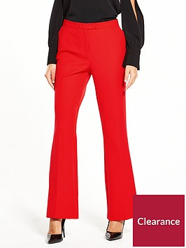 oasis-ultimate-red-suit-trousers