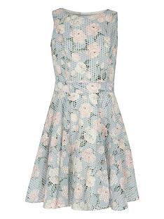 river-island-girls-blue-floral-geo-print-prom-dress