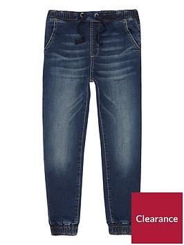 river-island-boys-dark-blue-wash-fade-jogger-jeans