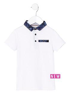 river-island-mini-boys-white-floral-collar-polo-shirt