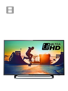 philips-50pus6262-50-inch-4k-ultra-hd-certifiednbsphdr-smart-tv-freeview-hd-freeview-play-and-ambilight