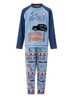 monsoon-boy-luca-london-jersey-pyjamas
