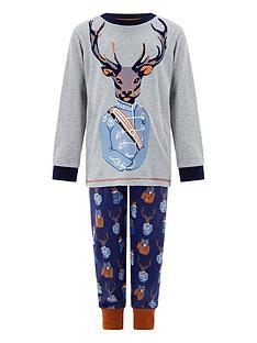 monsoon-pharrell-stag-pyjamas