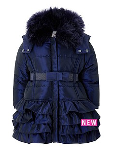 monsoon-baby-navy-molly-padded-coat