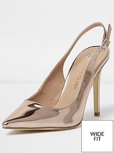 river-island-river-island-wide-fit-paris-sling-court-shoe