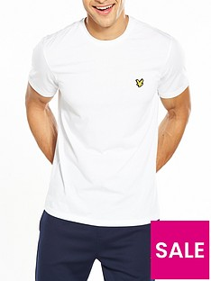 lyle-scott-fitness-martin-t-shirt-white