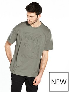 puma-archive-embossed-print-t-shirt