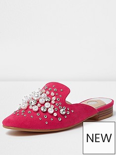 river-island-river-island-paygan2-pearl-embellished-loafer