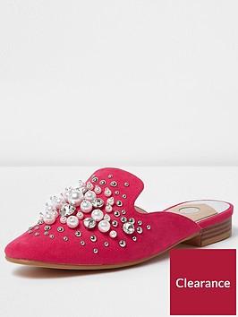 river-island-river-islandnbsppearl-embellished-loafer