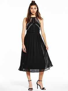 river-island-river-island-pleated-embroided-slip-dress