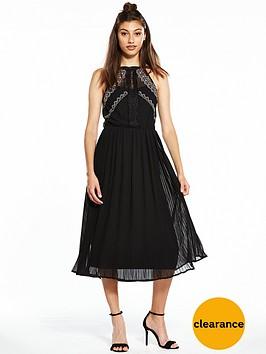 river-island-river-island-pleated-embroided-slip-dress